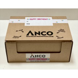 Anco Pink Birthday Pick n Mix Gift Box (empty)