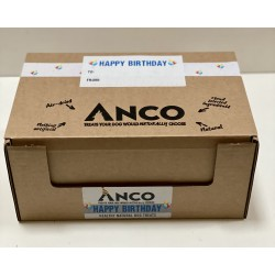 Anco Blue Birthday Pick n Mix Gift Box (empty)